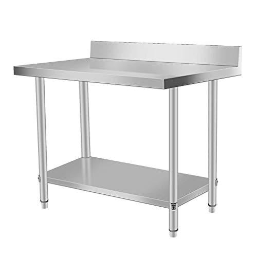 Edelstahl Tisch z.B. klappbar