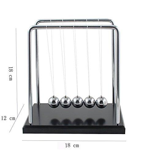 EASYANT Mini Desktop Metall Cannon Edelstahl CNC bearbeitete Mini Kanone Modell