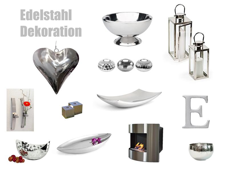 Awesome Deko Edelstahl Wohnzimmer Ideas - House Design Ideas ...
